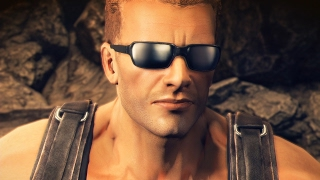 Gameplay nei panni di Duke Nukem