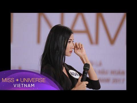 Tôi là Hoa hậu Hoàn Vũ Việt Nam - Tập 01 FULL HD - Tôi ước mơ | Miss Universe Vietnam - Thời lượng: 44:02.