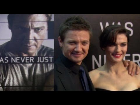 The Bourne Legacy - EXCLUSIVE Premiere