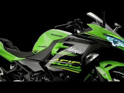 Kawasaki Ninja 400 KRT Edition