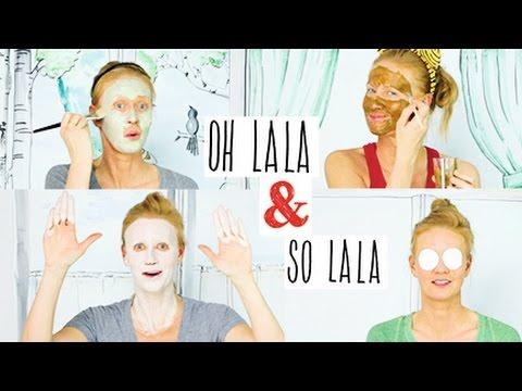 Naturkosmetik & Hausmittel * 13 Gesichtsmasken im Test ! Ob trockene, fettige, unreine Haut * DIY