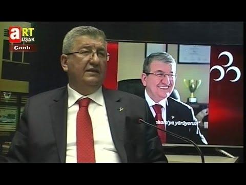 MHP Milletvekili Aday Adayı Arif ÖZTAN Gündem Programına Konuk Oldu
