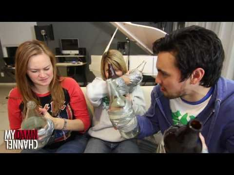40 - Here's some bonus footage from Edward 40 Hands with Mamrie Hart and Chester See! SUBSCRIBE TO THEM! http://www.youtube.com/youdeserveadrink http://www.youtub...