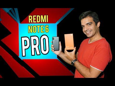 Video Xiaomi Redmi Note 6 Pro -  Análise Rápida (Review) / Comparativo / Unboxing Português! download in MP3, 3GP, MP4, WEBM, AVI, FLV January 2017