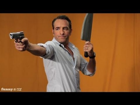 Jean Dujardin's Villain Auditions - Outtakes