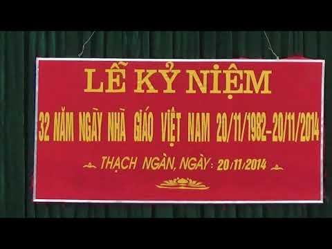Kỷ niệm nhà giáo Việt Nam