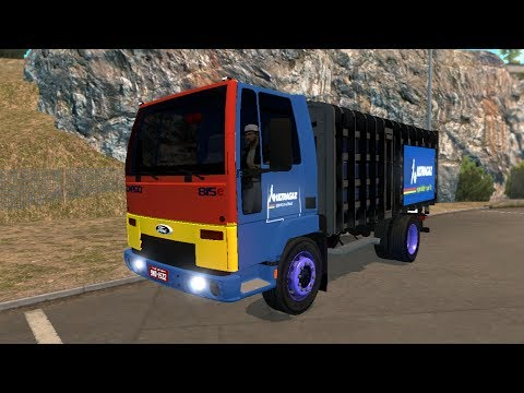 Ford Cargo 815 1.27.x