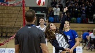 Kate Middleton Shows Her Sporty Side And Stomach!  | POPSUGAR News