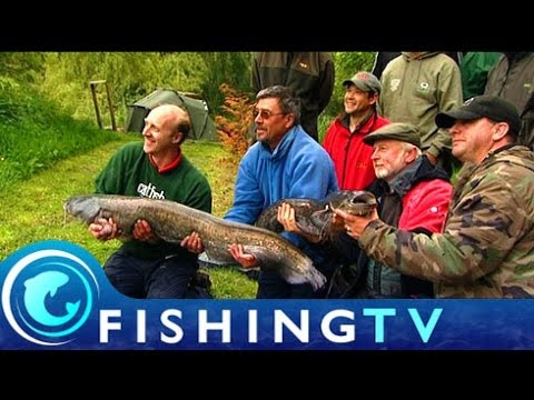 Catfish Challenge Part One – Fishing TV