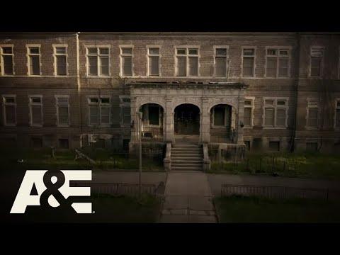 "A&E's ""World's Biggest Ghost Hunt: Pennhurst Asylum"" Premiers October 30 at 8PM ET/PT"