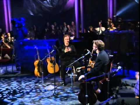 Unplugged - 16 January 1992 at Bray Film Studios in Windsor, England for MTV Unplugged
