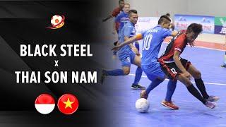 Video Highlight: Black Steel Indonesia vs Thai Son Nam (2-7) : AFF Futsal Club 2016 MP3, 3GP, MP4, WEBM, AVI, FLV Mei 2017
