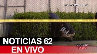 Tras las rejas dos jóvenes culpables de la caída de Samantha Bustos en Compton. – Noticias 62. - Thumbnail