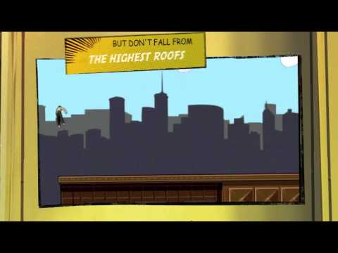 Video of Parkour: Roof Riders Lite