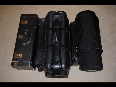 Comparison: 3 Favorite Trumpet Cases; Torpedo, Protec & Yamaha