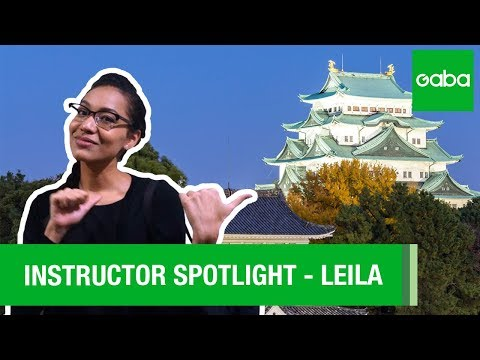 A Day in the Life of a Gaba Instructor - Nagoya