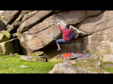Stanage - Hamper's Hang (short) 7A
