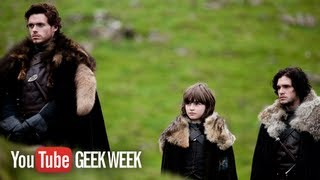 As part of Geek Week we have come up with a Game of Thrones Family Tree theory which will literally blow your mind! Watch the ...