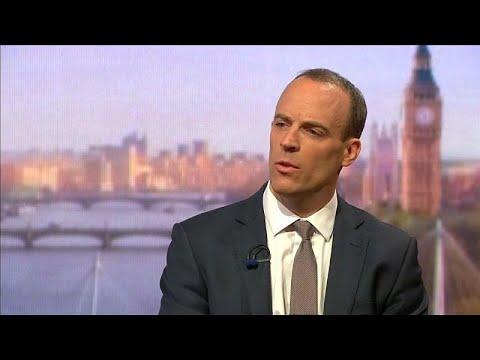 Grossbritannien: Neuer Brexit-Minister stellt Forderungen.