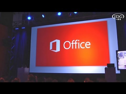 Video 2 de Microsoft Office 2013: Informe de Office