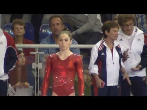 McKayla Maroney (USA) Jesolo 2012 - VT - 16.00, 1st place