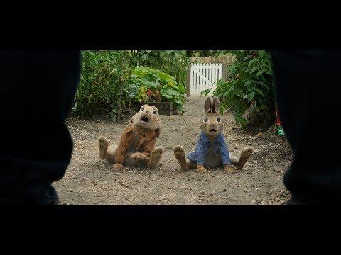 Preview Trailer Peter Rabbit, nuovo trailer italiano ufficiale