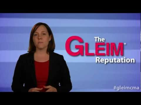 Gleim Pass the CMA Exam - Series Intro (видео)