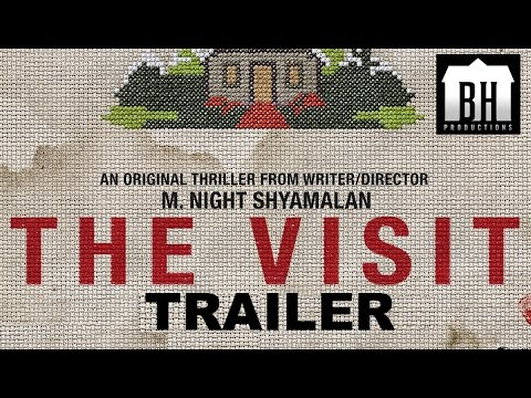 The Visit - movie trailer – Cinescope.in