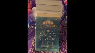 Come watch me in my happy place -- BOOK CON 2017! Subscribe! Make sure you hit the notification bell so you know when I upload new videos!Do you love to talk about books? Come follow me on Facebook and Twitter under the name JoiseyDani. Come follow me on Instagram under the name JoiseyDani78. Listen to my book segments and everything geek on Nerd Herders Radio which can be found via Spreaker and Facebook Live stream as well as SoundCloud, Stitchr, iTunes, GooglePlay,  Player FM, TuneIn, and very soon IHeartRadio.