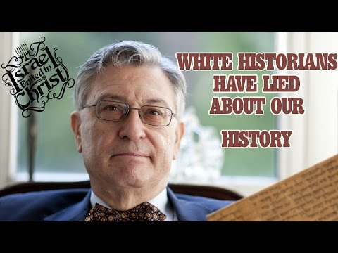 The Israelites: White Historians Have LIED About OUR HISTORY