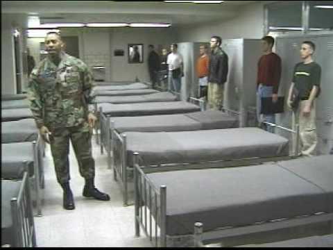 1st Basic Military Training USAF (BMT)