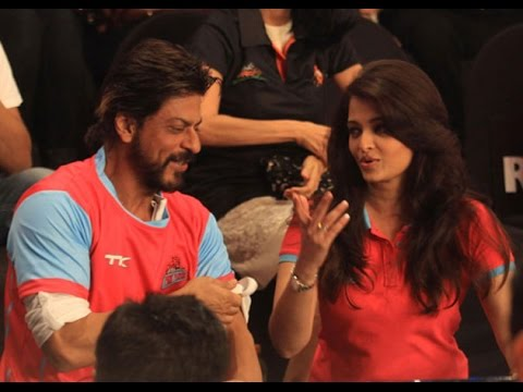 Is Aishwarya Not Sure About Working With Shahrukh