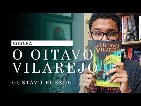 Tibor Lobato: O oitavo vilarejo, do Gustavo Rosseb | @umbookaholic