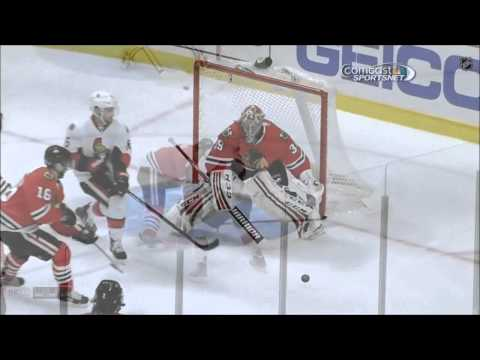 Amazing NHL goalie saves of 2013-2014 thus far
