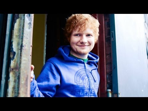 Ed Sheeran covers Bob Dylan's