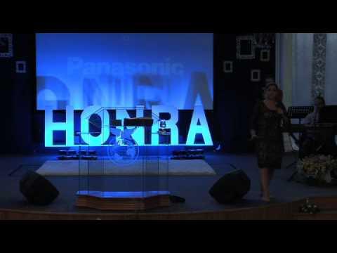 Culto da Família - Pra. Renata Bela Cruz & Culto Especial do Dia dos Pais (21-06-2015)
