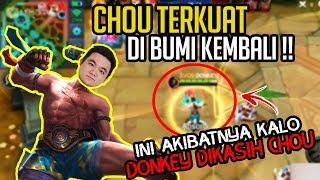 Video TUTORIAL CHOU TERKUAT DI BUMI!!FULL ROSTER EVOS!!DONKEY MOBILE LEGEND INDONESIA MP3, 3GP, MP4, WEBM, AVI, FLV Agustus 2019