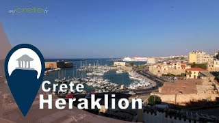 Crete | About Heraklion Town