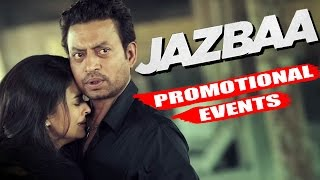 Jazbaa Full Movie         2015    Aishwarya Rai  Irrfan Khan   Promotional Events