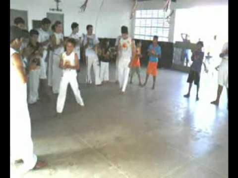 Capoeira Resistencia Negra Buriti dos Lopes (DJ Maracuja)