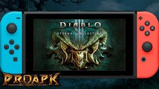 [Nintendo Switch] Diablo 3 - Demon Hunter Solo Rift