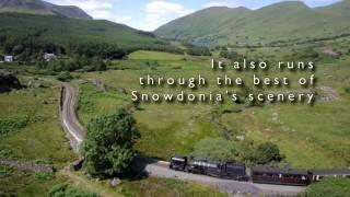 Welsh Highland Railway.