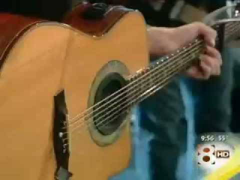 Heather Knox sings The Drinking Song on Good Morning Texas