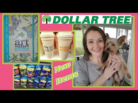 Dollar Tree Haul- October 11, 2018