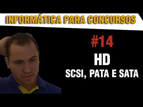 HD (DISCO RÍGIDO) - SCSI vs SATA vs PATA - Pablo Leonardo