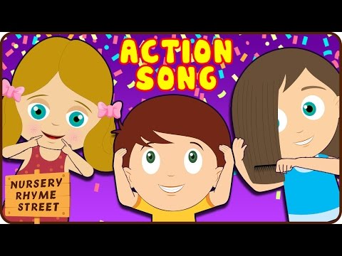 Action Songs for Kids | Nursery Rhymes Collection with Actions