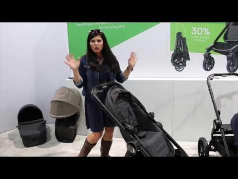 Baby Jogger City Select LUX 2017 Stroller SNEAK PEEK