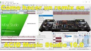 Download Lagu Como hacer un REMIX (Acid Music Studio 10.0) Mp3