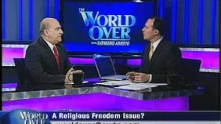 World Over - Katrina - Raymond Arroyo with Mary Matalin and Dr. Walid Phares - 08-27-2010