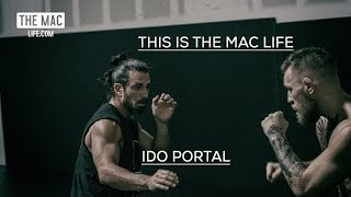 Ido Portal trains movement with Conor McGregor to help in his preperation for UFC 202, 20th August in Las Vegas Music by Brock Berrigan ...